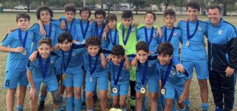 U13 Elite Coach Marcos De Godoy Champion's Miramar Soccer Cup & Showcase March 7 – 8, 2020