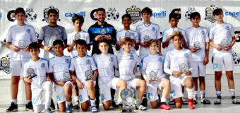 U14 Premier Coach Antonello Paradiso Finalist United Soccer Cup & Showcase March 7 – 8, 2020
