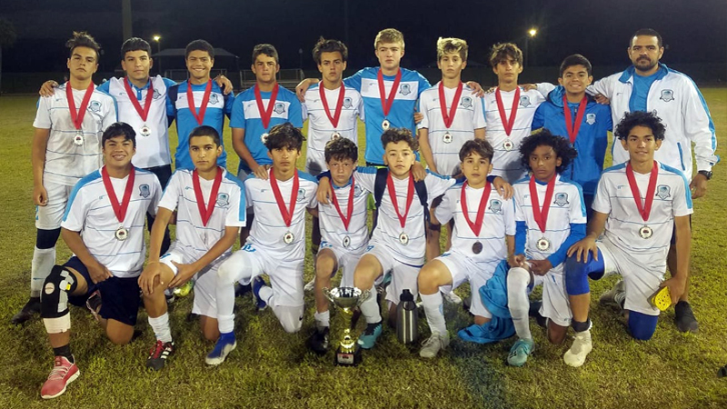U15 Elite Coach Mario Trujillo Finalist Miramar Soccer Cup & Showcase March 7 – 8, 2020