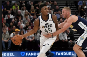 Donovan Mitchell Jazz
