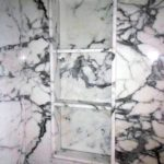 Bathroom Tile Remodeling Marble Bookmatching Palm Beach 1