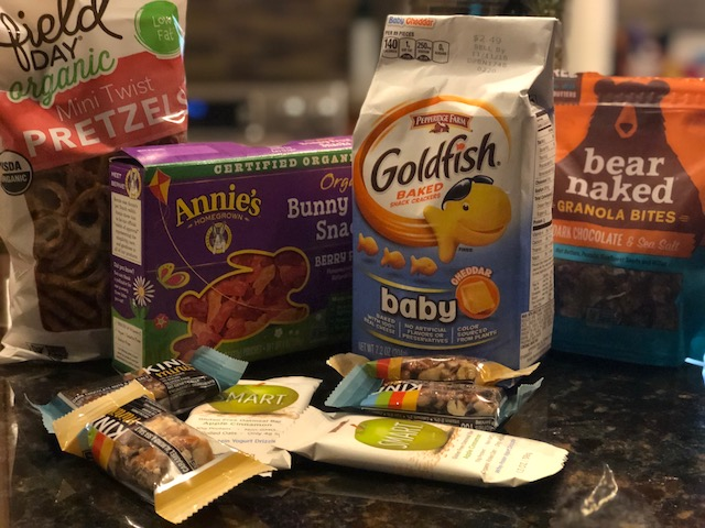 RHSF Granola Bar Donation Drive