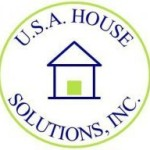 USA House Solutions Logo