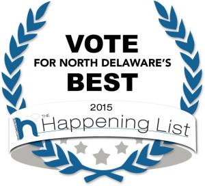North Delaware Happening List 2015