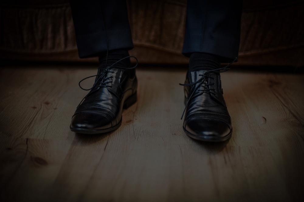 On-Demand Shoe Polishing, Conditioning and Restoration