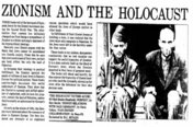 Millennials and the Holocaust
