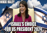 One can be loyal to America, OR one can be loyal to Israel