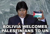 Evo Morales: 'Israel is a 'Terrorist State'