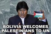 Evo Morales: 'Israel is a 'Terrorist State'