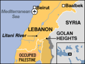 Complaint regarding the repeated Israeli violations against Lebanon's sovereignty