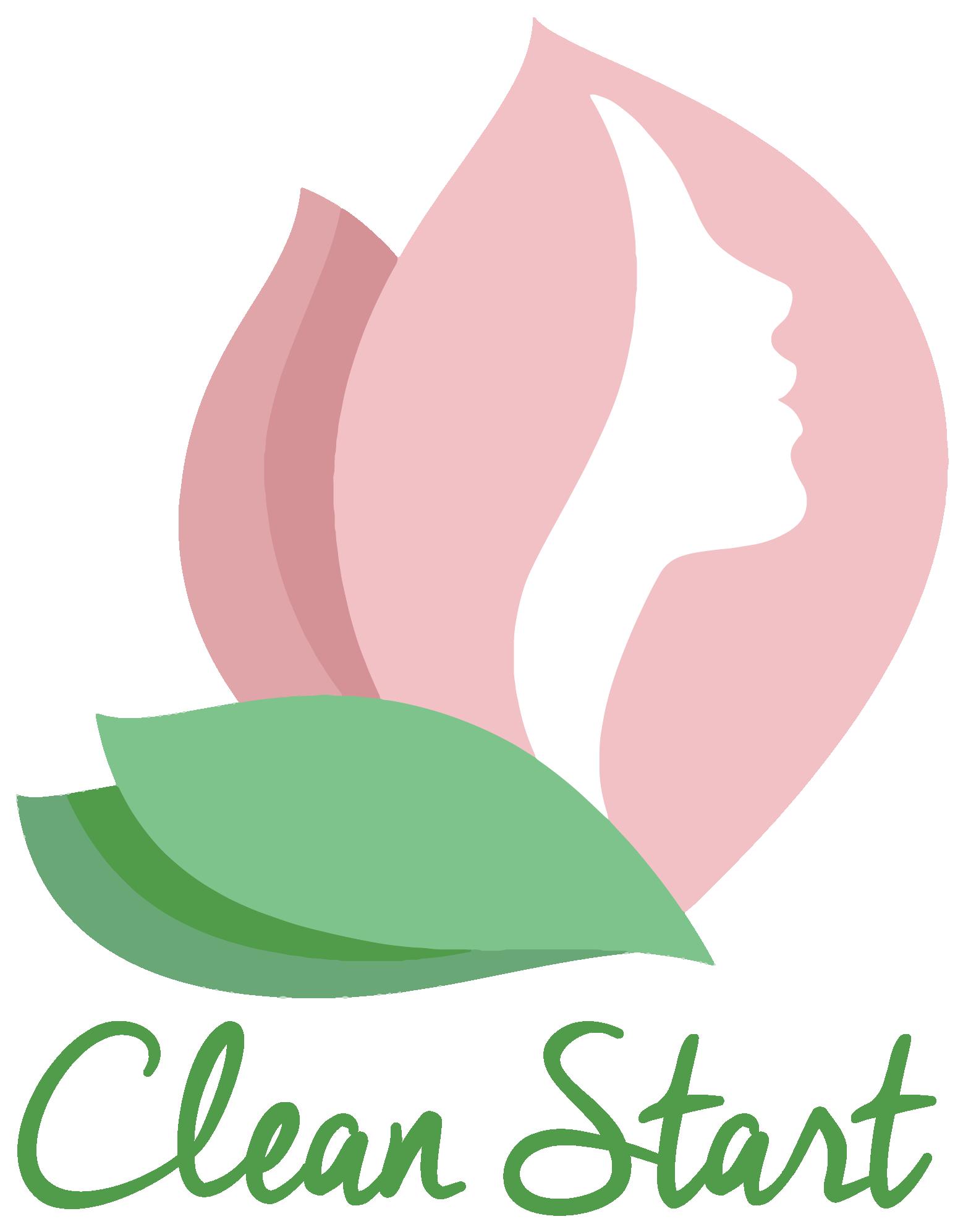 Clean Start Logo – Transparent