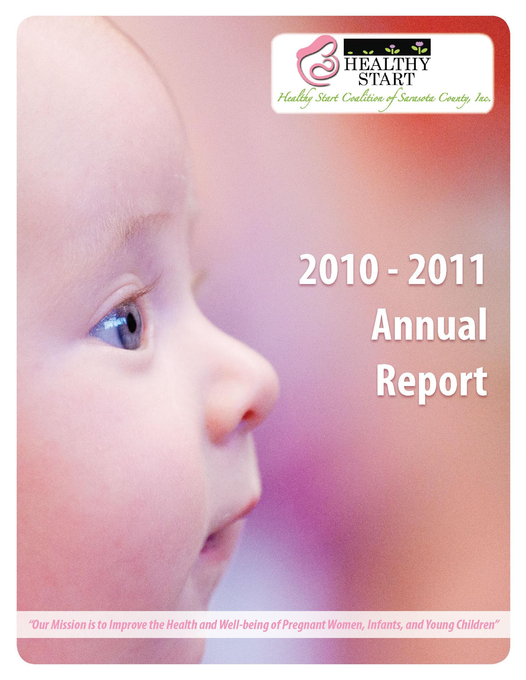 HS2011AnnualReport Cover
