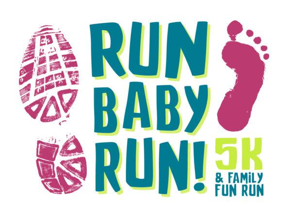 HS Run Baby Run 5K Logo_Opt 1