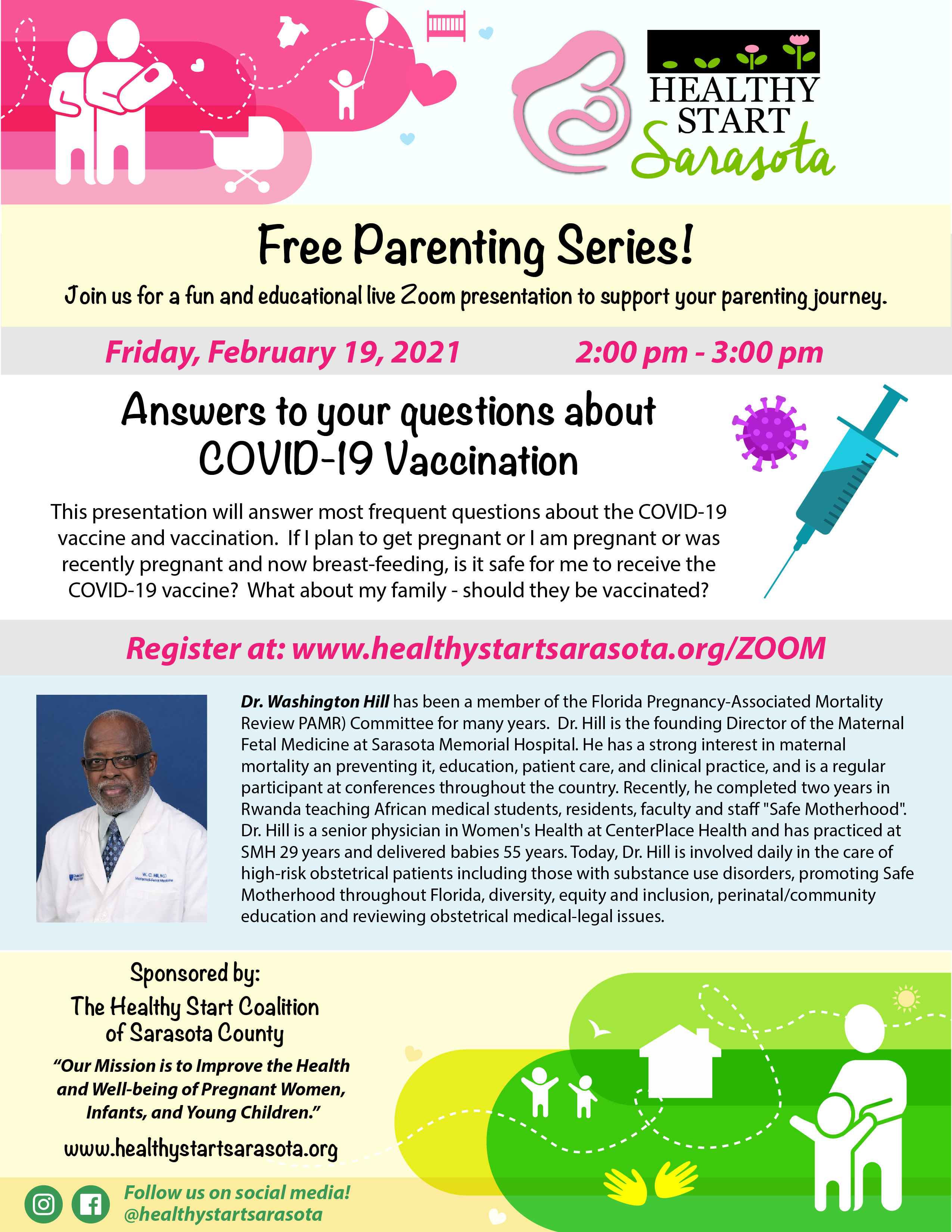HealthyStart Parenting Series_Dr Hill Covid 19