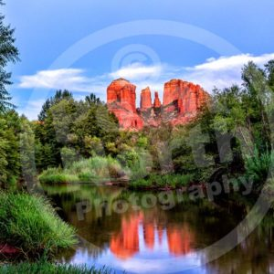 Point North Photography-CATHEDRAL ROCK REFLECTING POOL