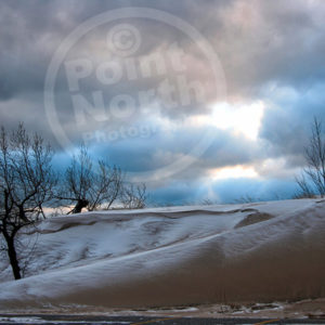 Point North Photography-HOLLAND BEACH WINTER