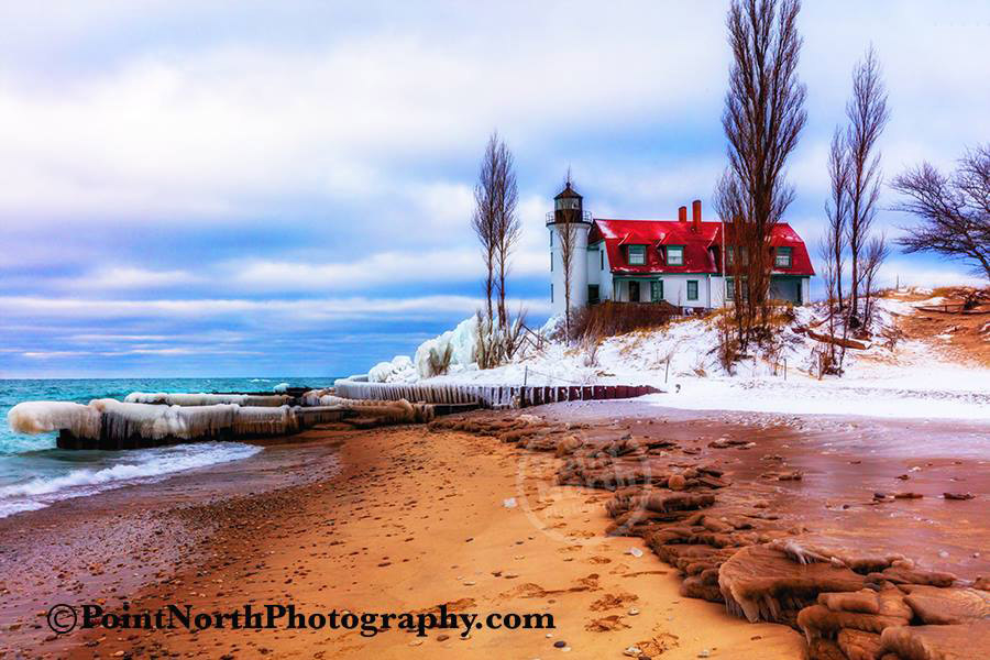 Shorelines-Point North Photography-Explore 28 Categories of Photography of Prints for Purchase
