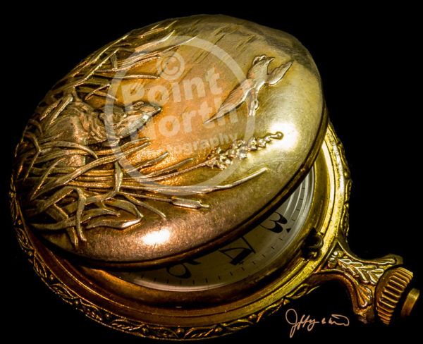 Point North Photography-POCKET WATCH