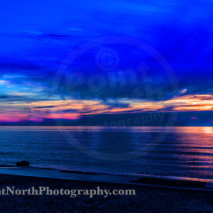 Winters Last Sunset-Point North Photography-Jeff Wier