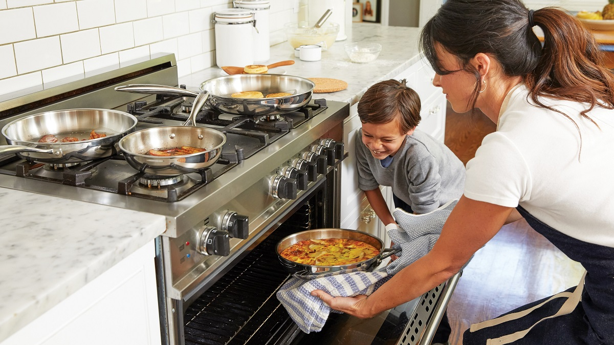 Cooking for Family with Food Allergies