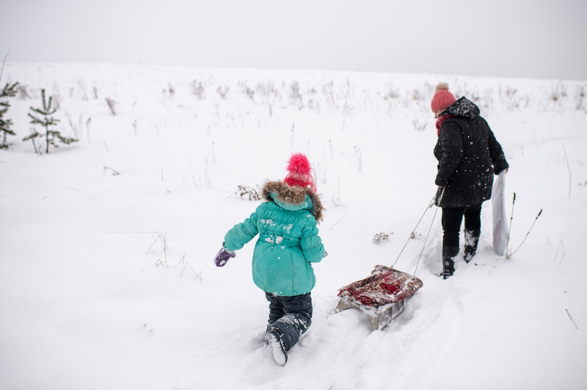 Importance of Movement During Winter
