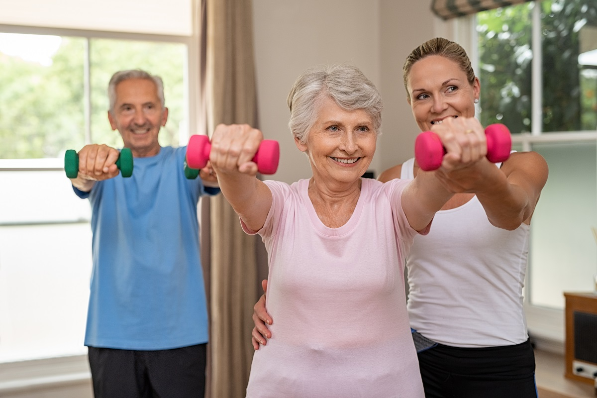 How to Keep Your Elderly Loved One Healthy & Active