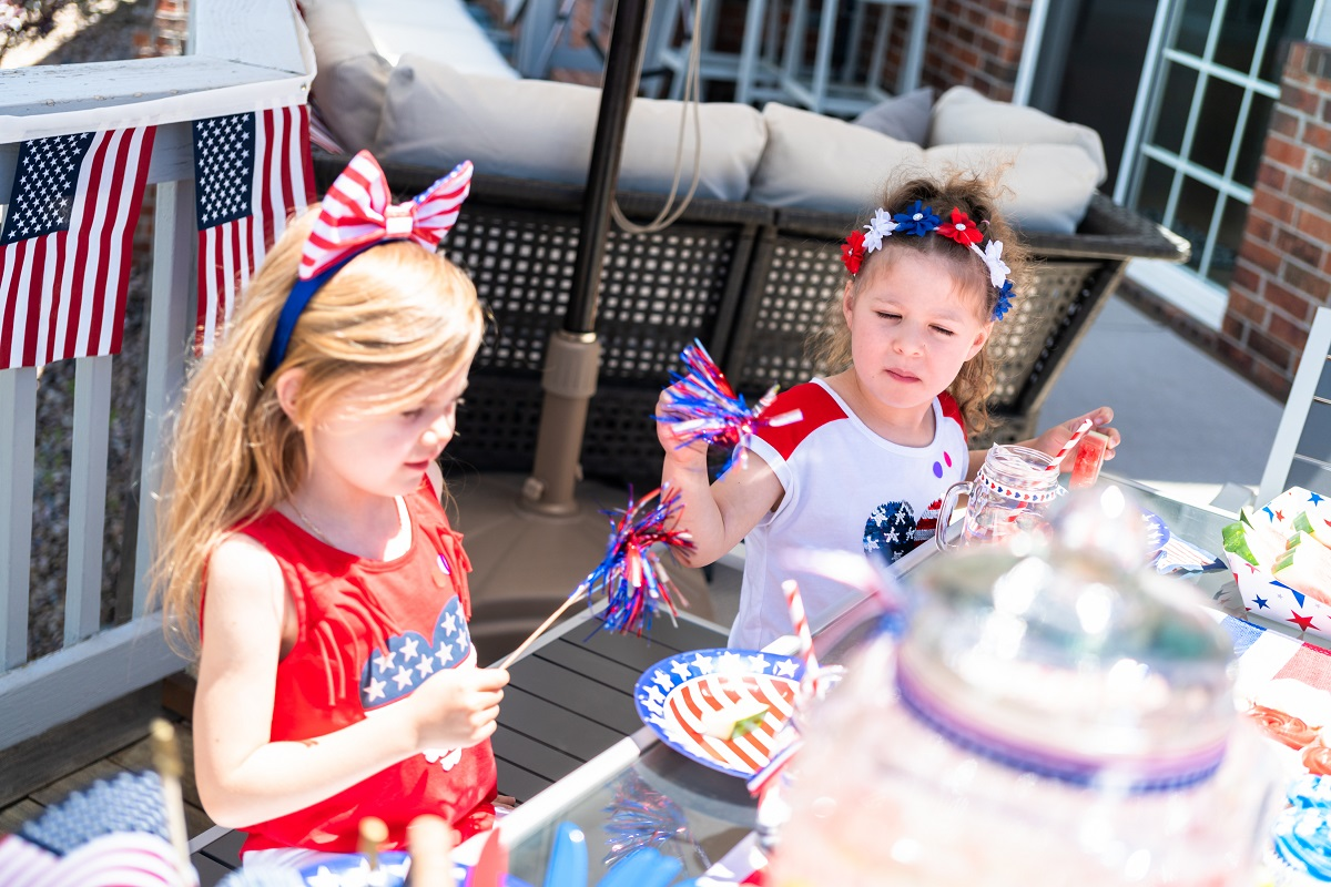 Food & Games for the Fourth of July!