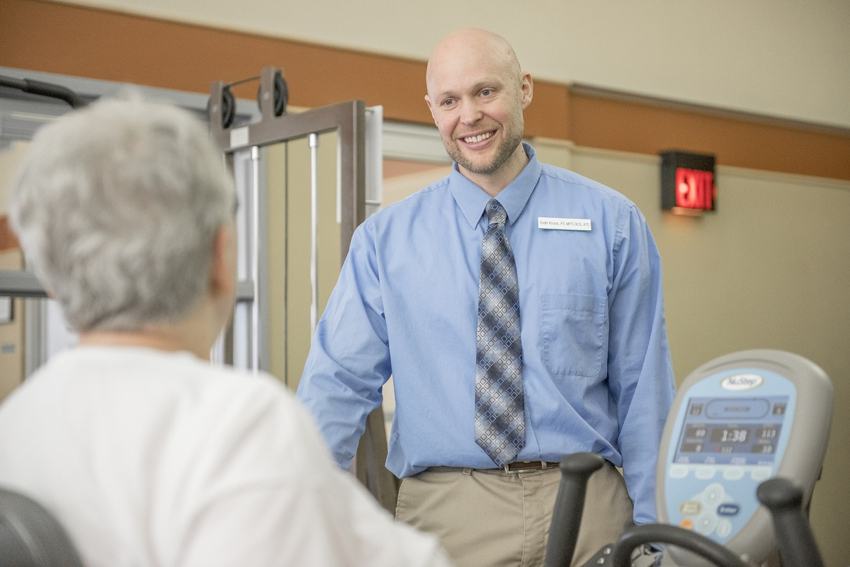 Physical Therapy for Vertigo