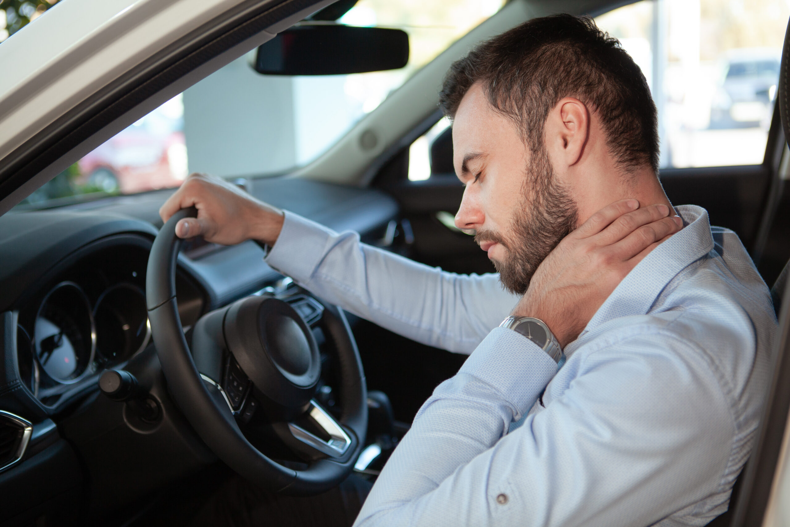 Whiplash Recovery After a Motor Vehicle Accident