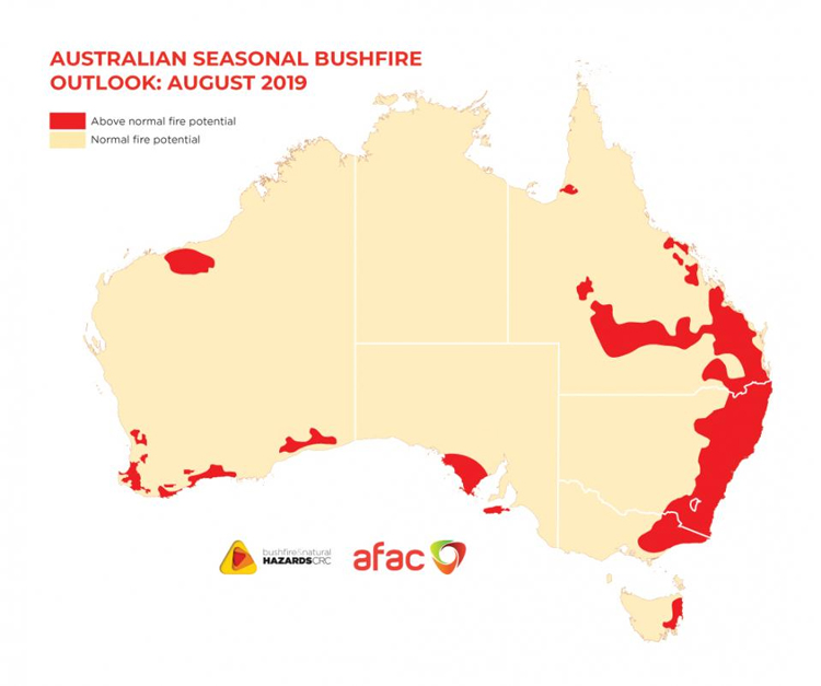 DFES: Elevated bushfire risk prompts warning, reminder to prepare