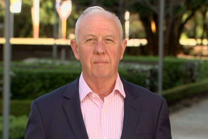 PHOTO: Emergency Services Minister Fran Logan said the grants system needs reviewing. (ABC News: Mark Bennett)