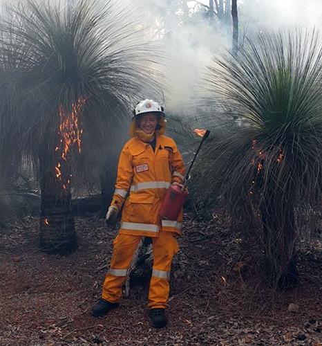 Bushfire Volunteers? Diverse? You bet! Bedfordale Bush Fire Brigade shows the way