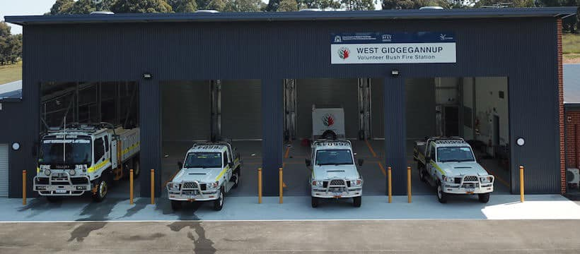 New West Gidgegannup station open day – 23 November