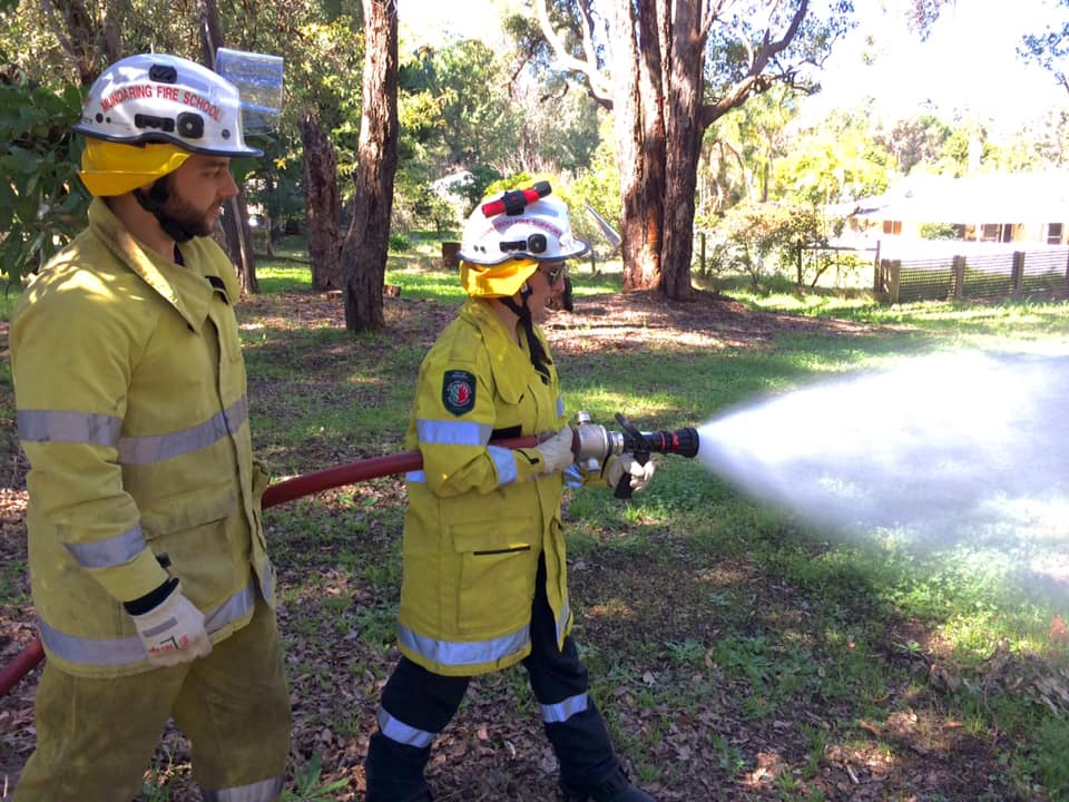 Mundaring Firefighters School turns out another class of '19