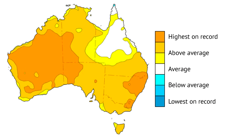 SMH: Summer likely to bring increased risk of heatwaves and droughts: bureau