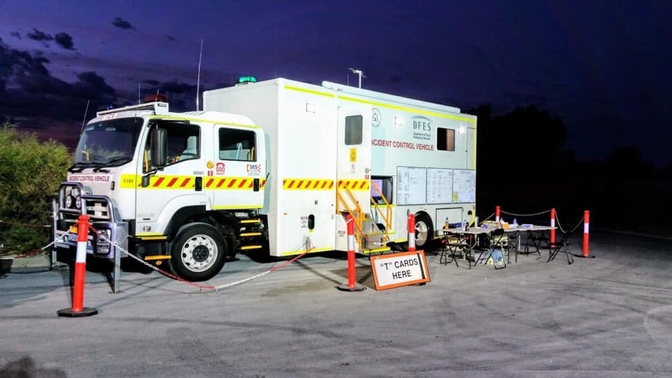 "A long night early in the ""season"" for the Wanneroo Fire Support Brigade"