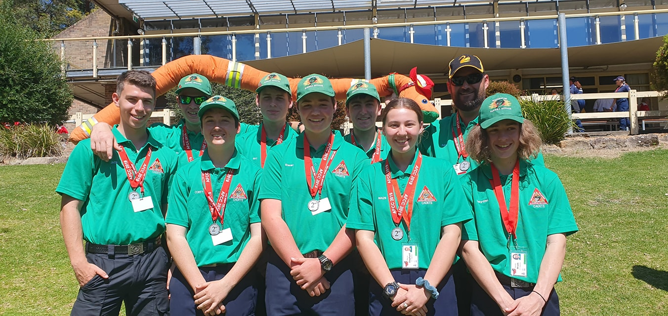 Geraldton Guardian: Geraldton fire cadets come home winners
