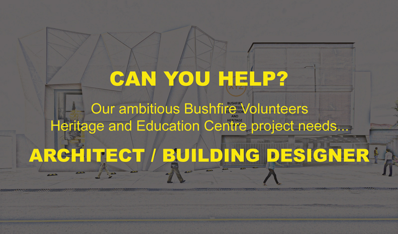 Can you help? Architect/Building designer needed