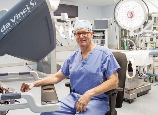 Doctor Daniel Marcus