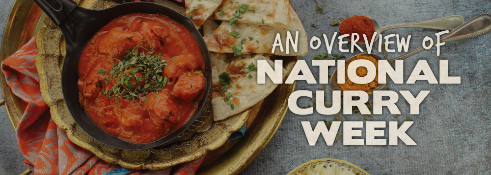 National Curry Week 2018