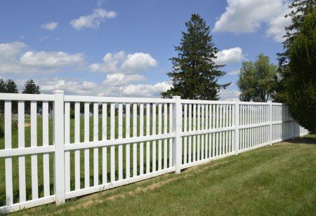 PVC / Vinyl Fence