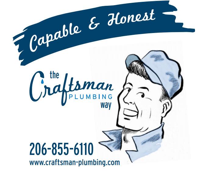Cartoon of a plumber