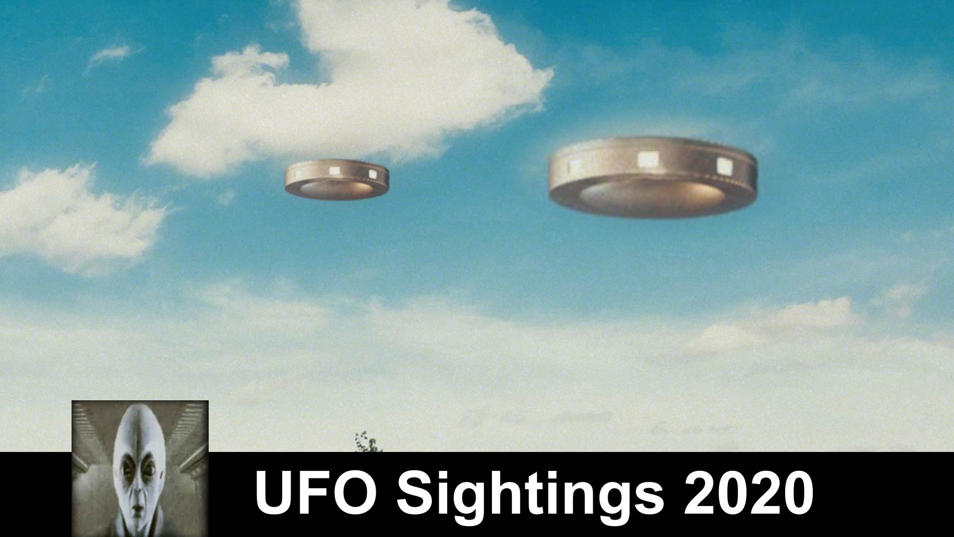 UFO Sightings 2020 Flying Saucers New Footage