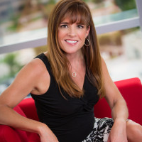 Anne Barrington: My online presence has never been better.