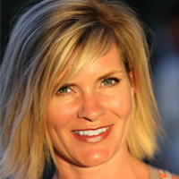 Marcy Eastman: April has improved my interaction with my clients.