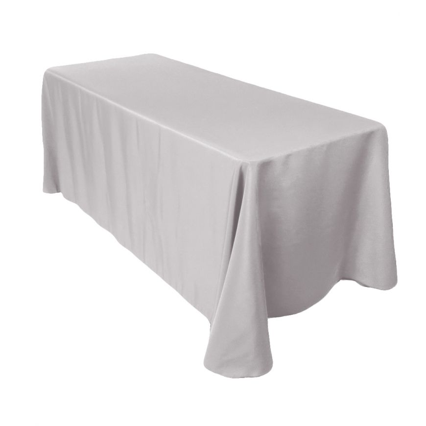 Polyester Rectangle Table Linens