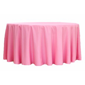 Polyester Round Table Linens
