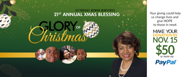 2021 Christmas Blessing Event