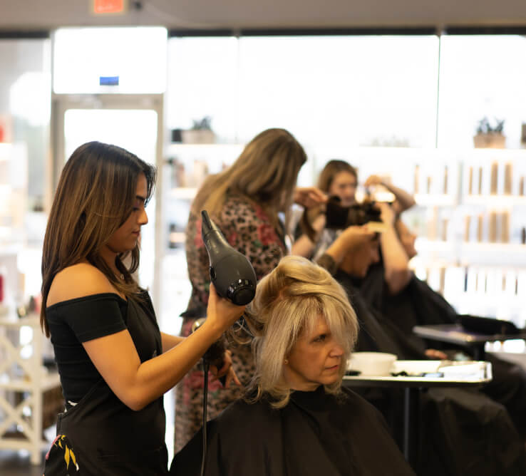 Hair Blowout Services In Plano TX