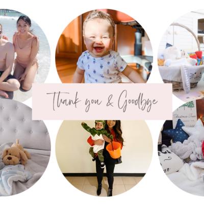 Thank you & Goodbye 2019